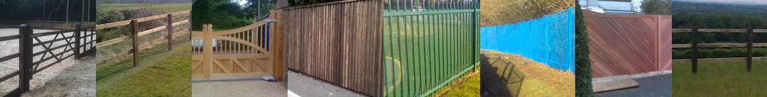 Fencing and Gate Construction